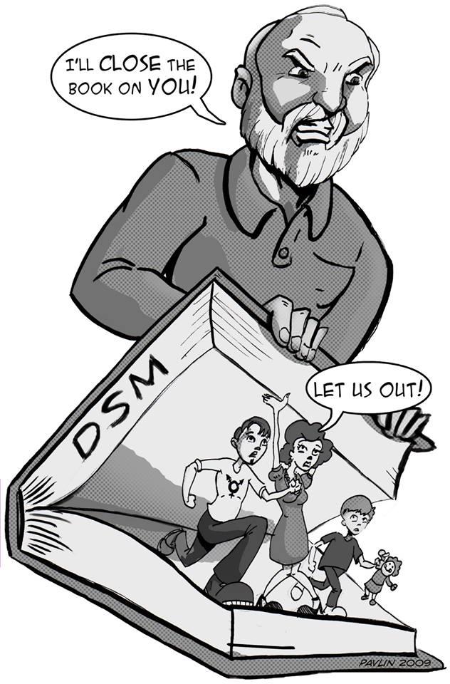 """¡El Sistema DSM """"carece De Validez"""" Y Llega A Su Fin!"""